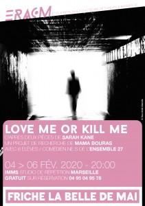 Love me or kill me