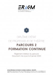 Parcours formation continue