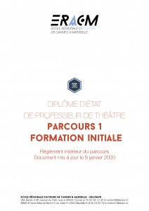 Parcours formation initiale